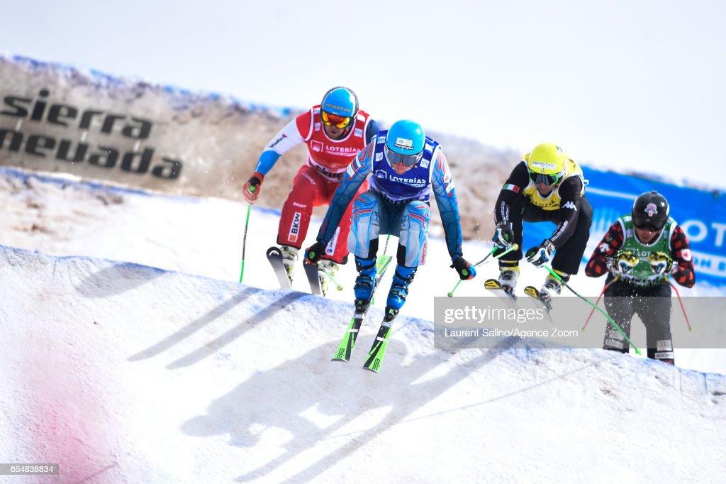 FIS World Freestyle Ski Championships - Men's and Women's Ski Cross