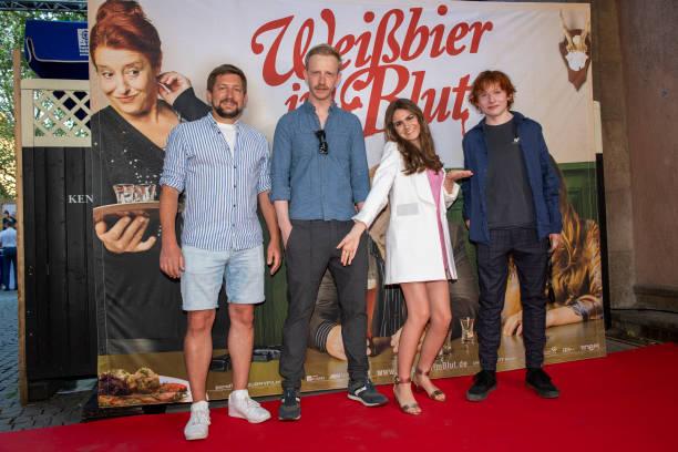 """DEU: """"Weissbier im Blut"""" Premiere In Munich"""