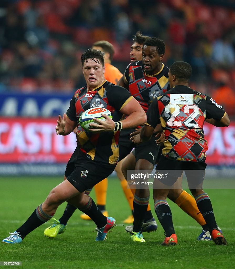 Super Rugby: Southern Kings v Jaguares : News Photo