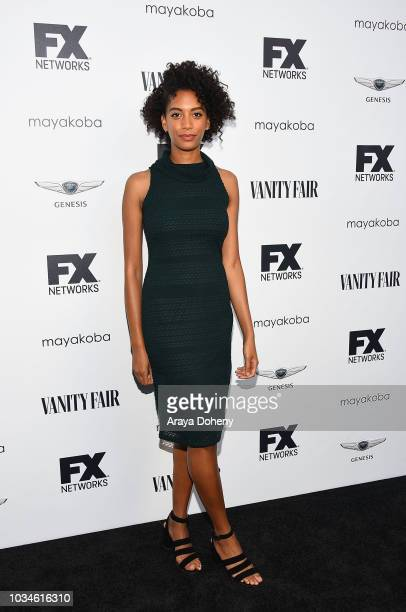 Stefani Robinson attends FX Networks celebration of their Emmy nominees at CRAFT LA on September 16 2018 in Los Angeles California