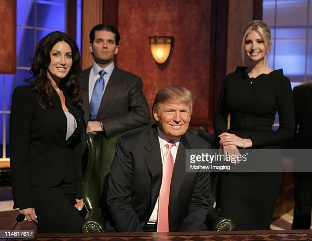 Stefani Schaeffer Donald Trump Jr Donald Trump and Ivanka Trump