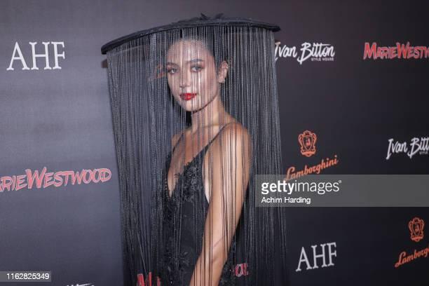 Stefania Egan at Waldorf Astoria Beverly Hills on July 17 2019 in Beverly Hills California