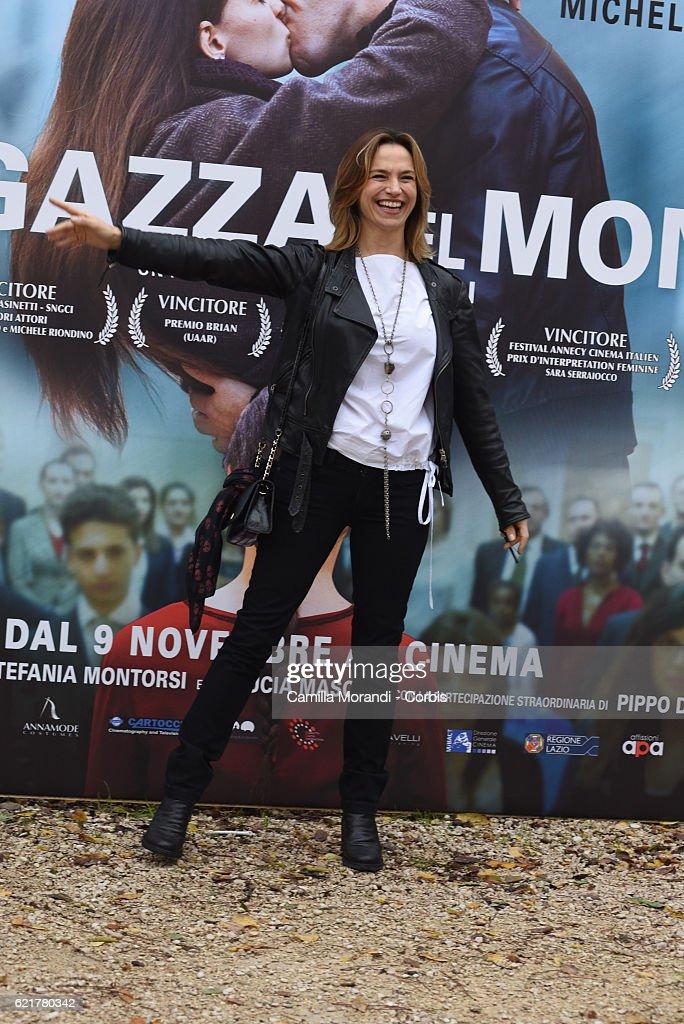 'La Ragazza Del Mondo' Photocall In Rome