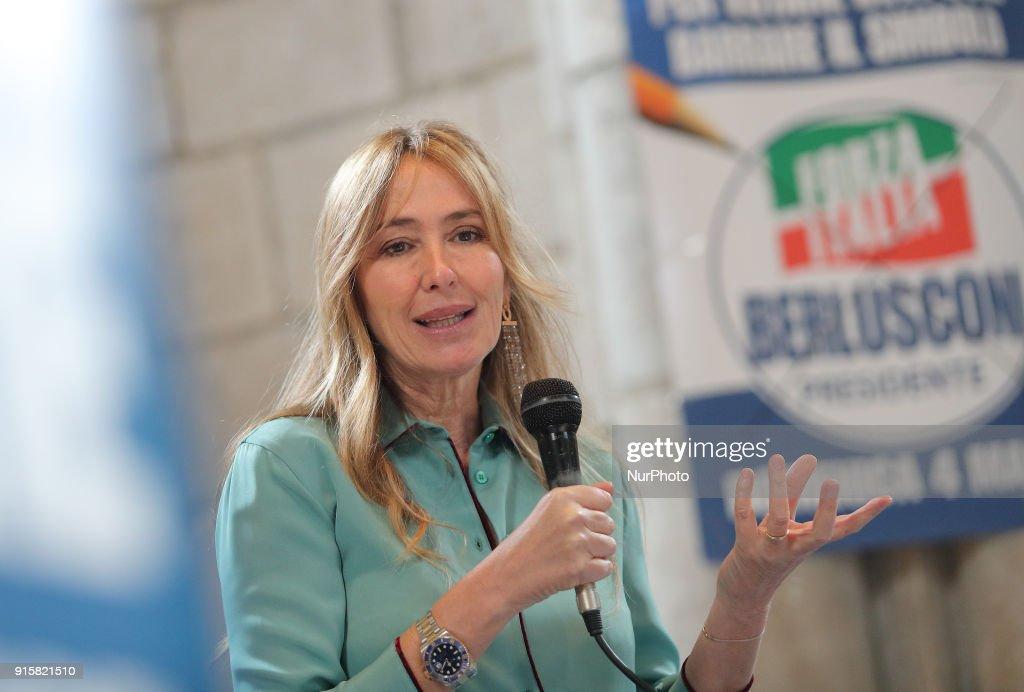 Forza Italia party - Electoral Campaign in Sicily