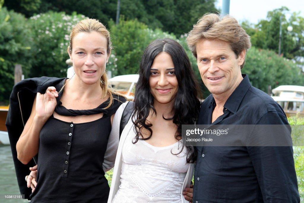 Celebrity Sightings - Day Three:67th Venice Film Festival
