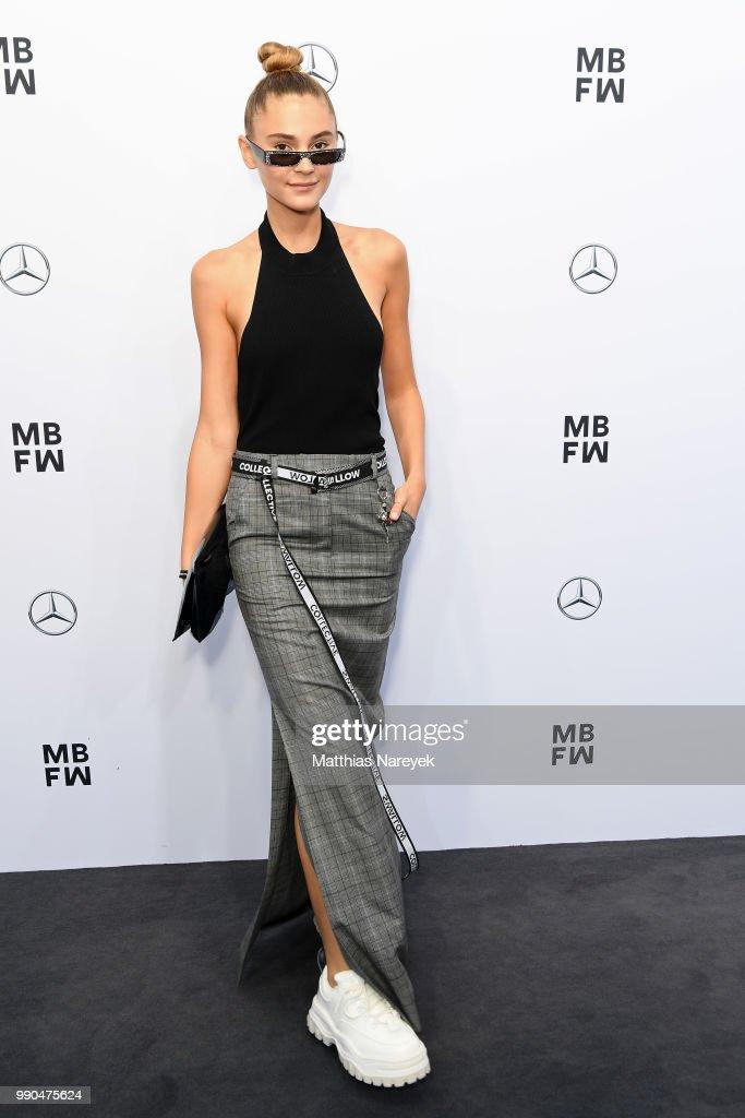 Mercedes-Benz Presents Botter - Arrivals - Berlin Fashion Week Spring/Summer 2019
