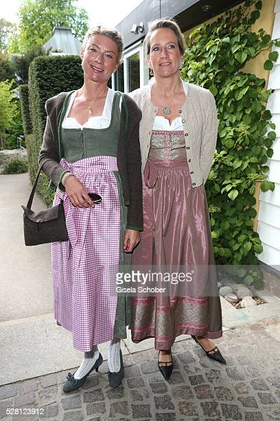 Stefanie Haag daughter of Angela Wepper and Ferfried von Hohenzollern half sister of Sophie Wepper and her sister Valerie Brenske daughter of Angela...