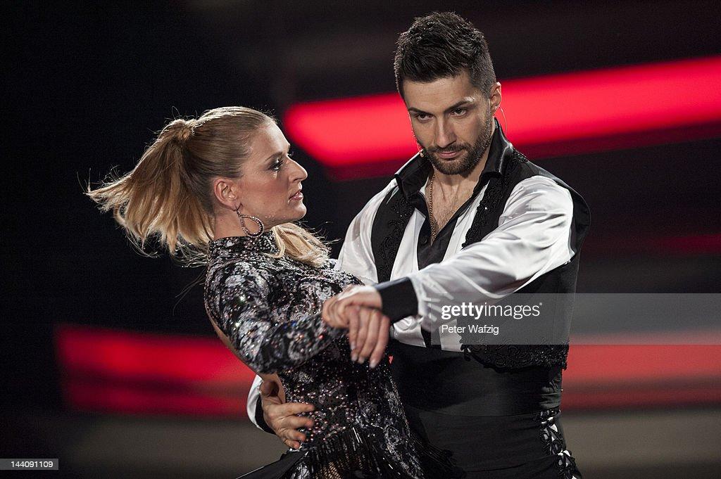 'Let's Dance' 9th Show : Nachrichtenfoto