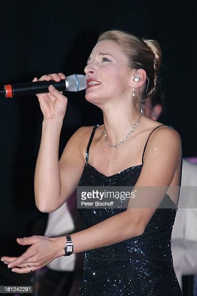 Stefanie Hertel Tournee 'Zauber der W E I H N A C H T' Stadthalle Riesa Sachsen Deutschland