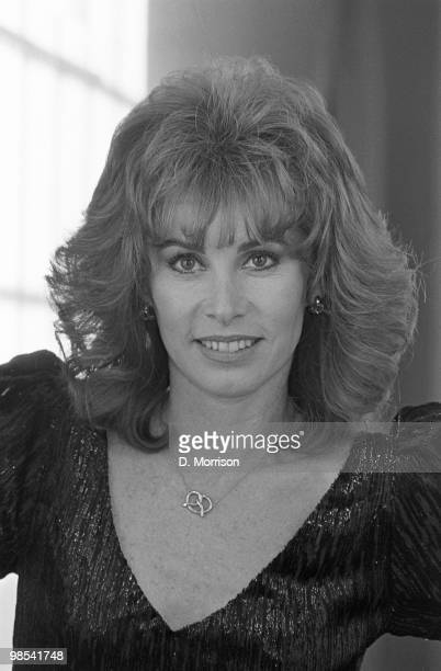 Stefanie Powers actress who appeared as 'Jennifer Hart' in Hart to Hart' 23rd January 1985