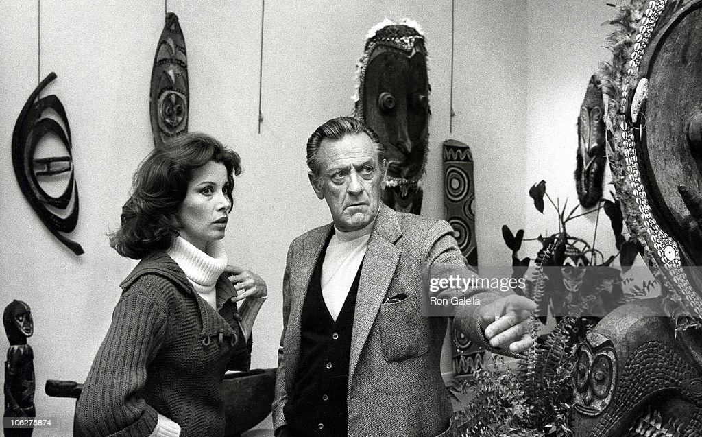 Bill holdens african art auction february 1 1977 photos and stefanie powers and william holden during bill holdens african art auction february 1 1977 publicscrutiny Image collections