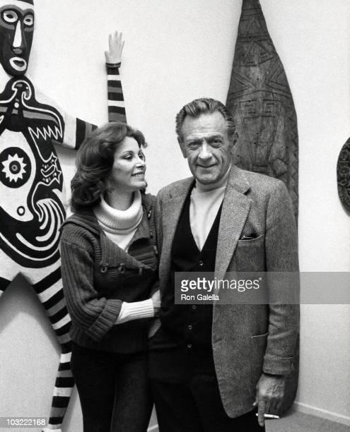 Stefanie Powers and William Holden