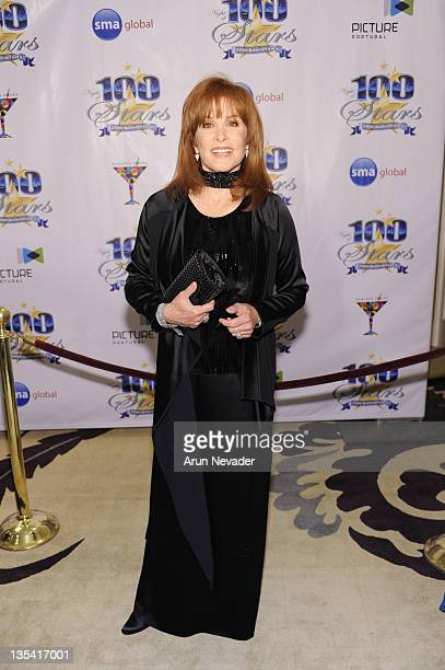 Stefanie Powers attends The 20th Annual Night Of 100 Stars Awards Gala at Beverly Hills Hotel on March 7 2010 in Beverly Hills California