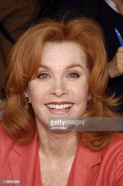 Stefanie Powers during 10th Anniversary of the Los Angeles Times Festival of Books Day 1 at UCLA in Los Angeles California United States