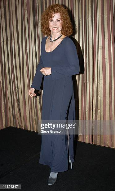 Stefanie Powers during 2003 Music Center Artist Awards at The Beverly Regent Hotel in Los Angeles California United States