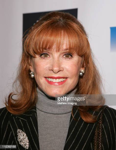 Stefanie Powers during 'Angels with Angles' Los Angeles Premiere at Laemmle Fairfax Theater in Los Angeles California United States