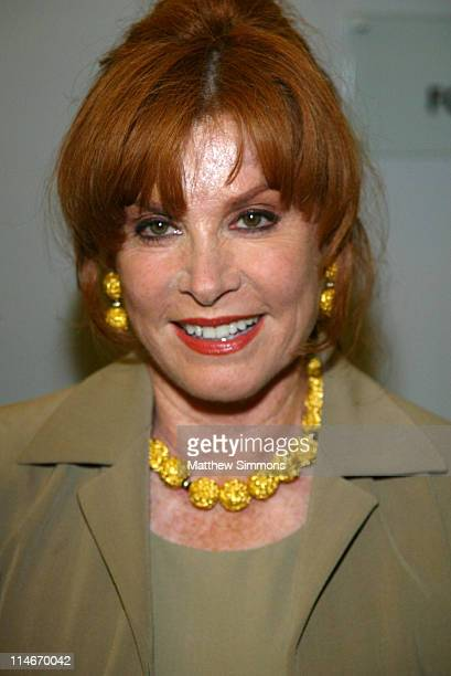 Stefanie Powers during Opening of the Deanne F Johnson Center for Neurotherapeutics October 12 2004 at UCLA Medical Center in Los Angeles California...
