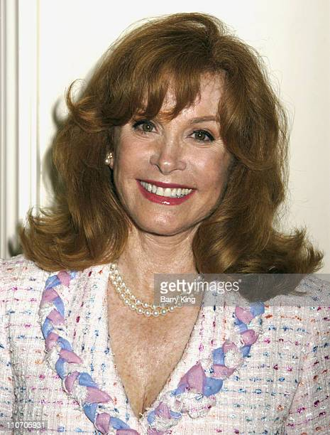 Stefanie Powers during Pacific Pioneer Broadcasters Honor Hollywood Mayor Johnny Grant at Sportsman's Lodge in Studio City CA United States