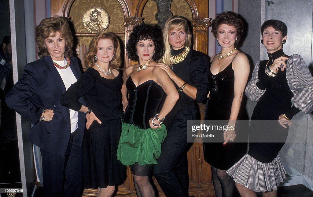 Diamond International Collection - May 3, 1990 : News Photo