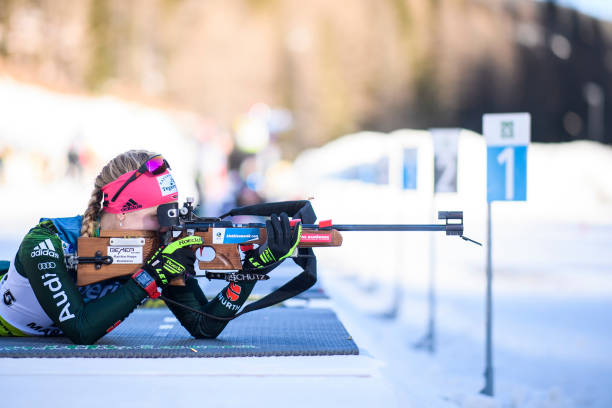 ITA: IBU Cup Biathlon Martell-Val Martello - Women 7.5 km Sprint Competition