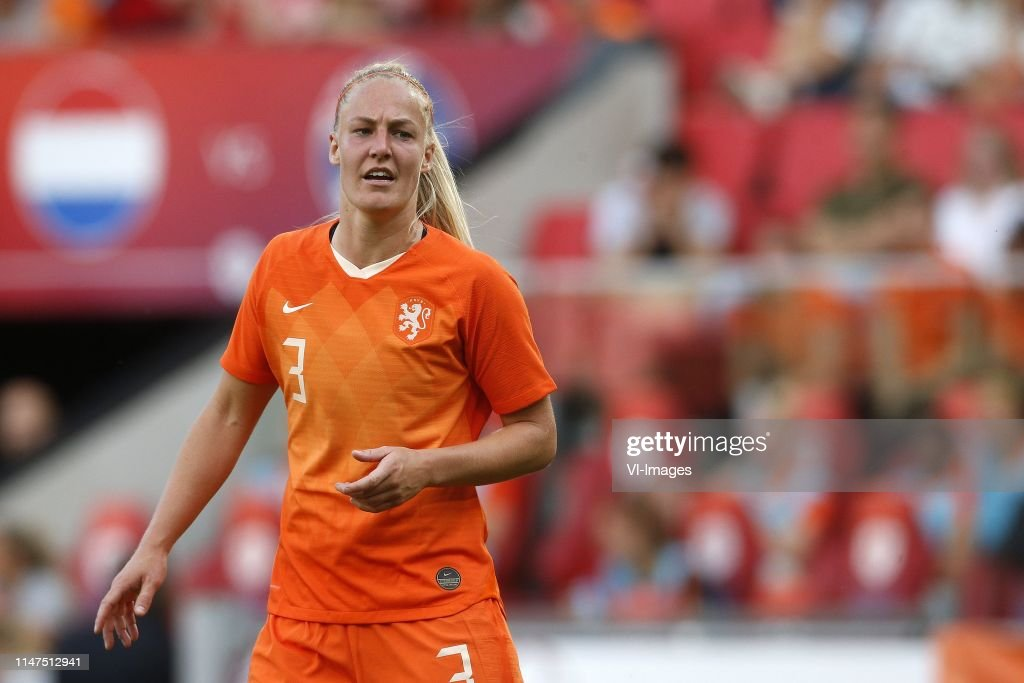 "International friendly match""Women: The Netherlands v Australia"" : News Photo"