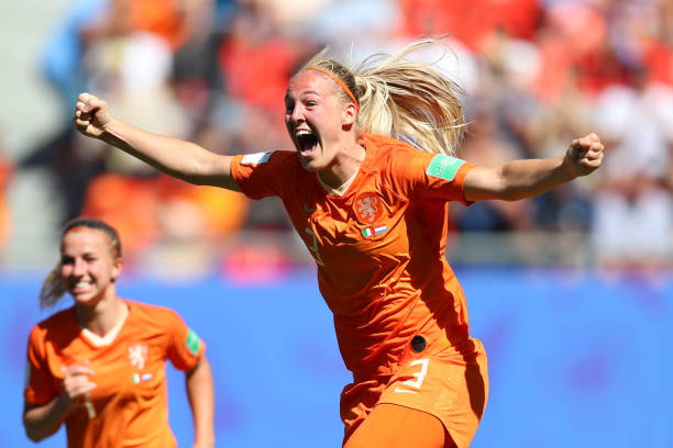 FRA: Italy v Netherlands: Quarter Final  - 2019 FIFA Women's World Cup France