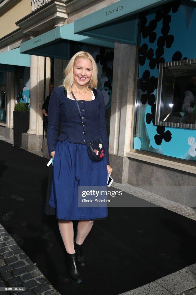 Celebrities At Oktoberfest 2018 - Day 1