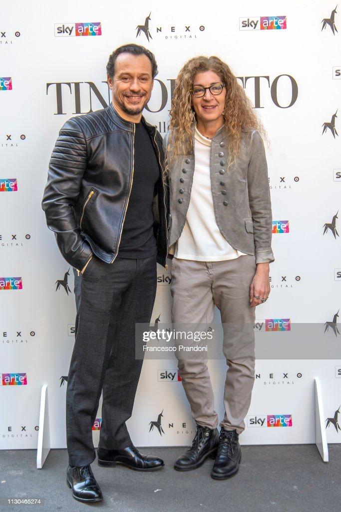 """ITA: """"Tintoretto: Un Ribelle A Venezia"""" Photocall"""