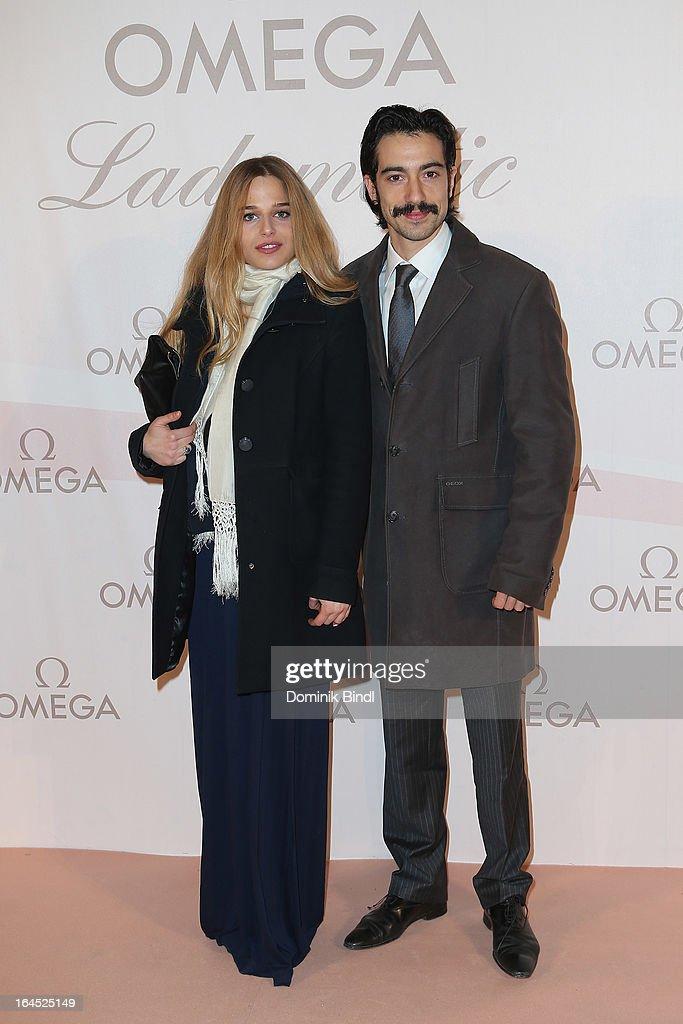 Stefano Bernadin attends the Omega Gala 'La Nuit Enchantee' at Gartenpalais Liechtenstein on March 23, 2013 in Vienna, Austria.