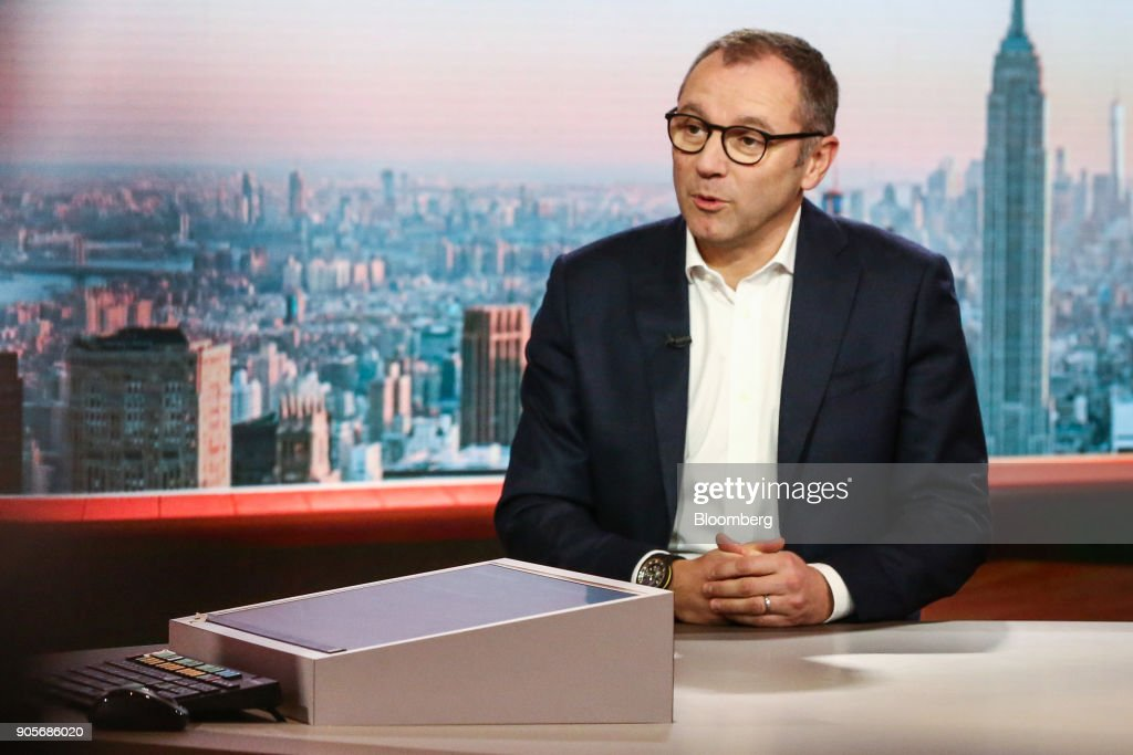 Automobili Lamborghini SpA Chief Executive Officer Stefano Domenicali Interview