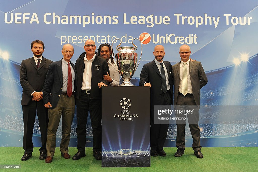 UEFA Champions League Trophy Tour 2012/13