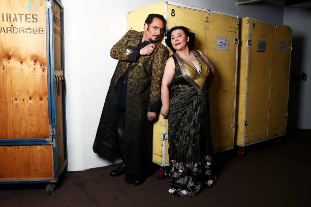 AUS: Aida At Sydney Opera House - Final Dress Rehearsal