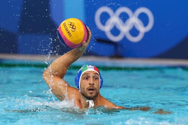 JPN: Water Polo - Olympics: Day 2