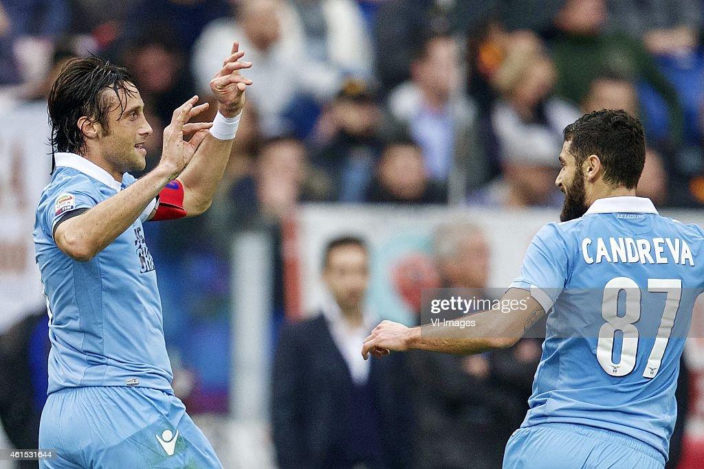 """Serie A - """"AS Roma v Lazio Roma"""" : News Photo"""