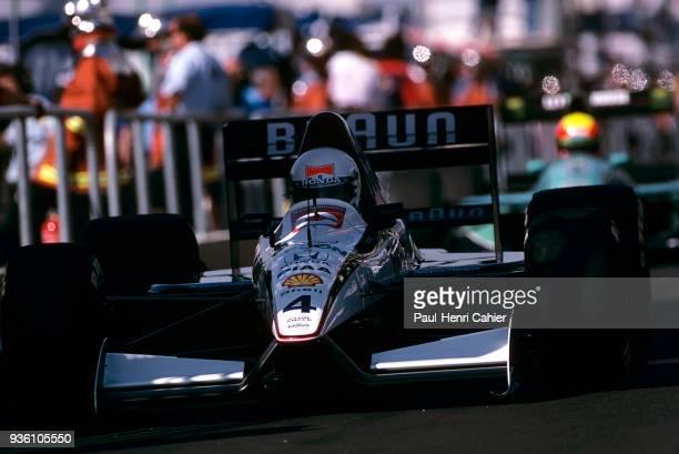 Stefano Modena TyrrellHonda 020 Grand Prix of France Circuit de Nevers MagnyCours 07 July 1991