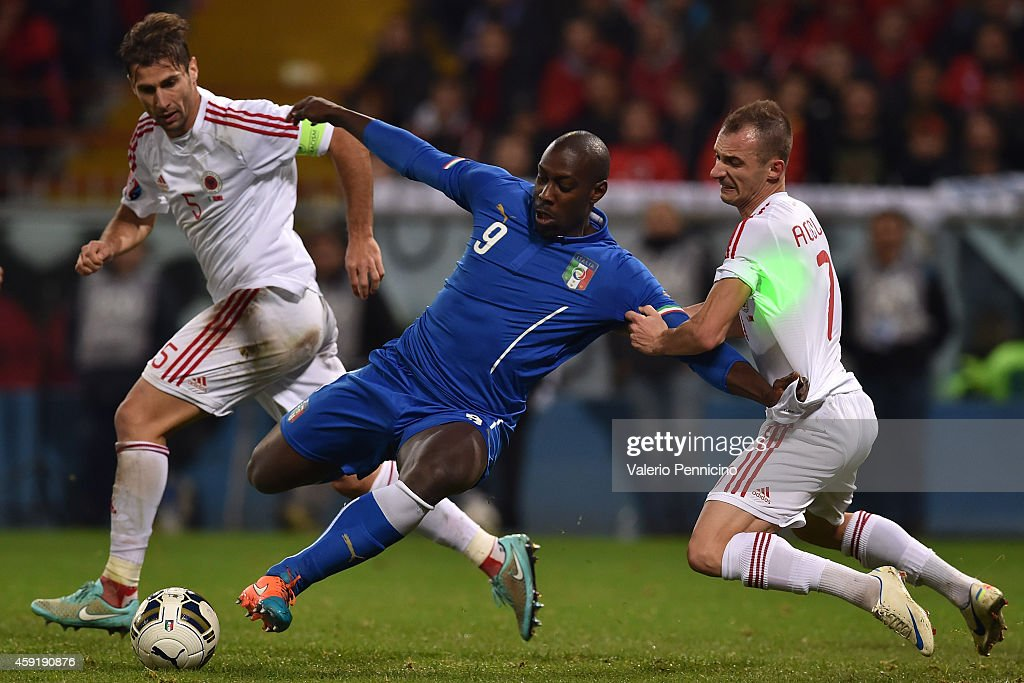 Italy v Albania - International Friendly