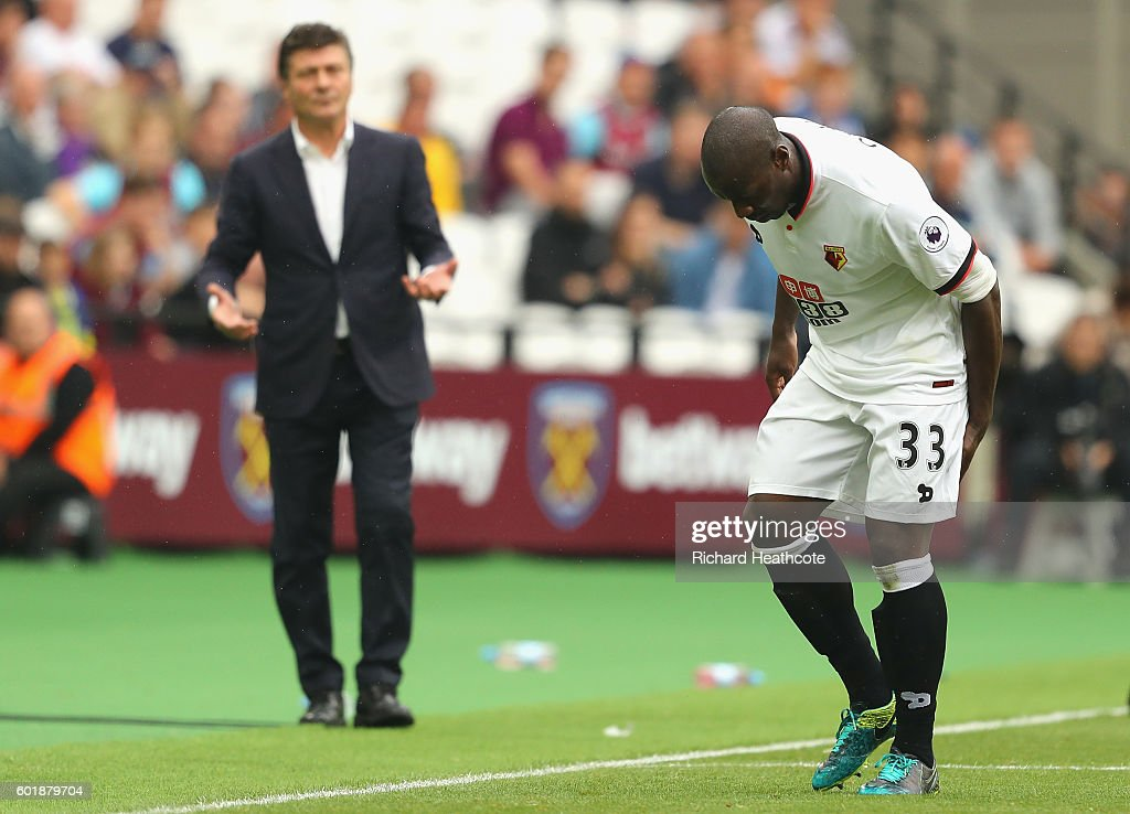 West Ham United v Watford - Premier League : News Photo
