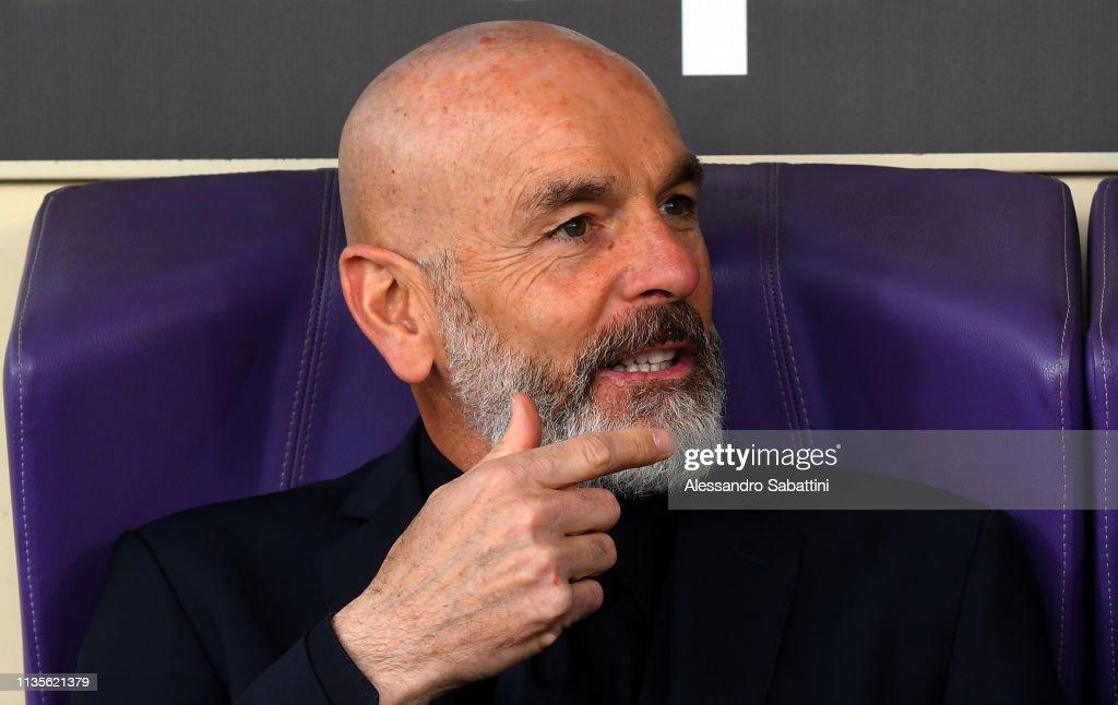 ACF Fiorentina v Frosinone Calcio - Serie A : News Photo
