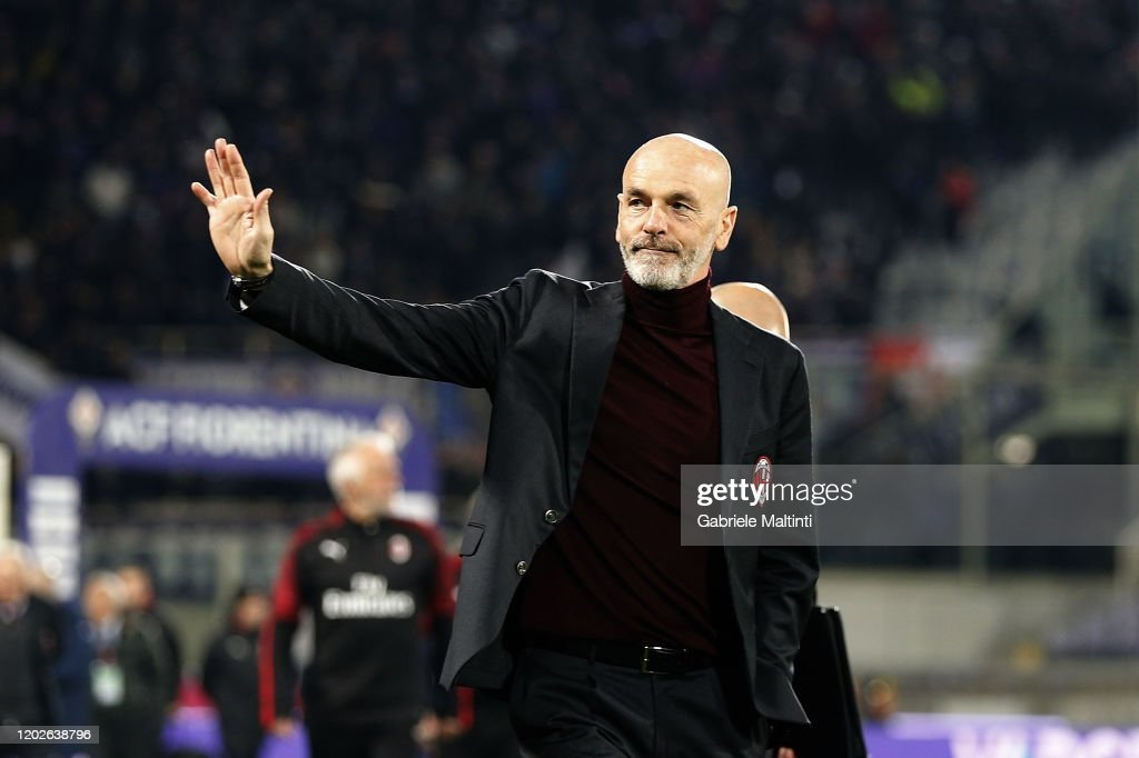 ACF Fiorentina v AC Milan - Serie A : News Photo