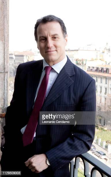 Stefano Scabbio writer and President Manpower Italia