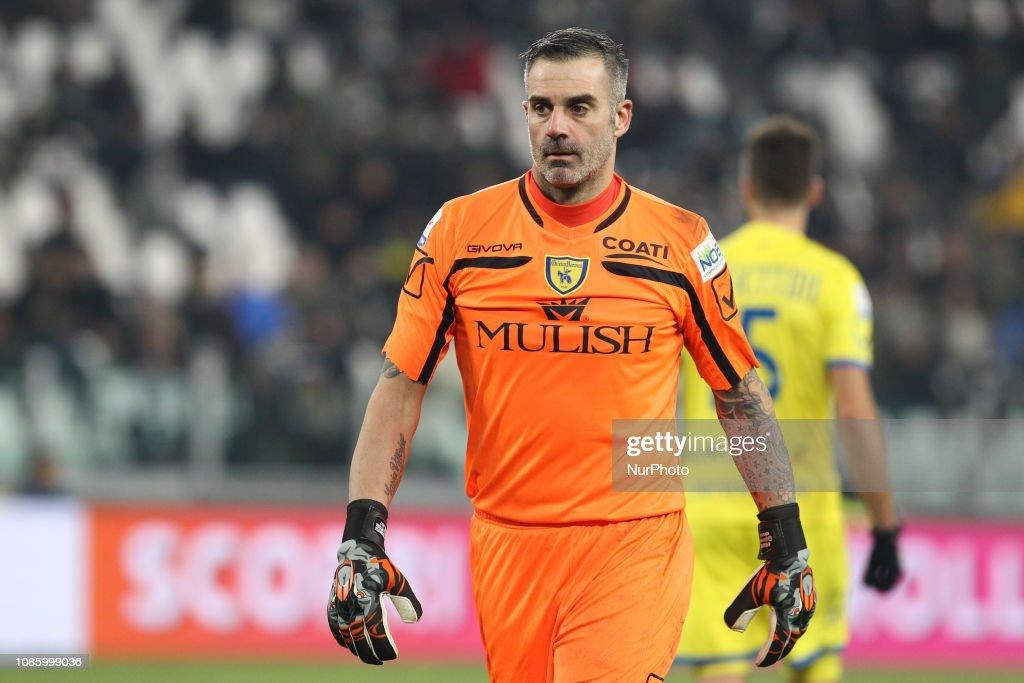 Juventus v Chievo Verona - Serie A : News Photo