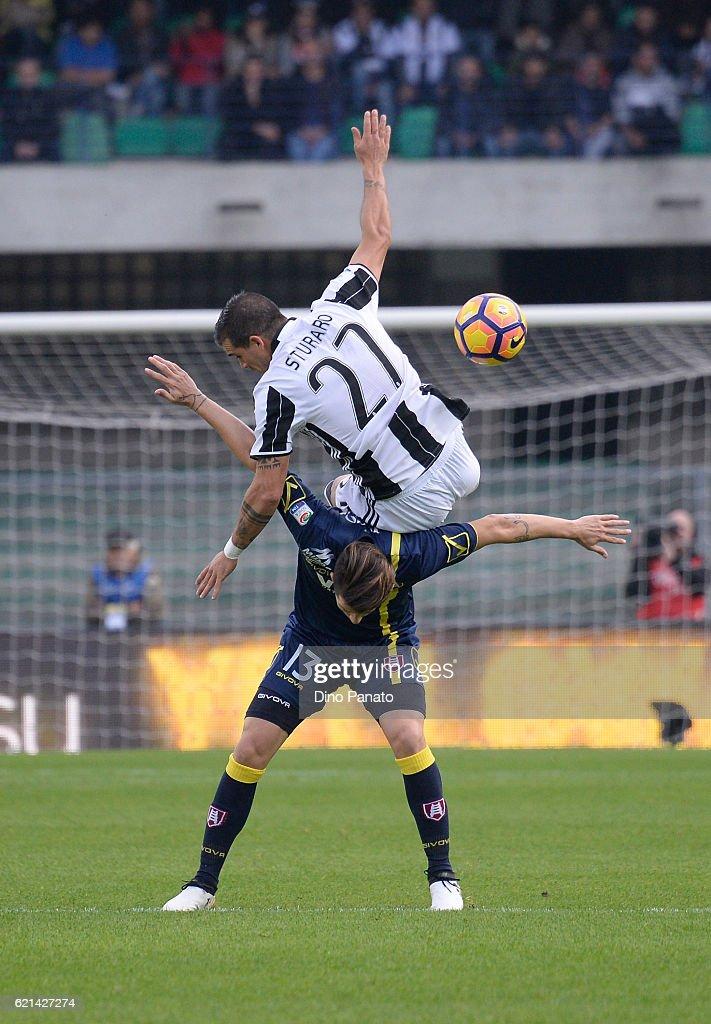 AC ChievoVerona v Juventus FC - Serie A