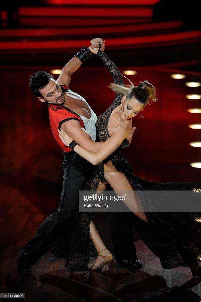 'Let's Dance' Third Show : News Photo