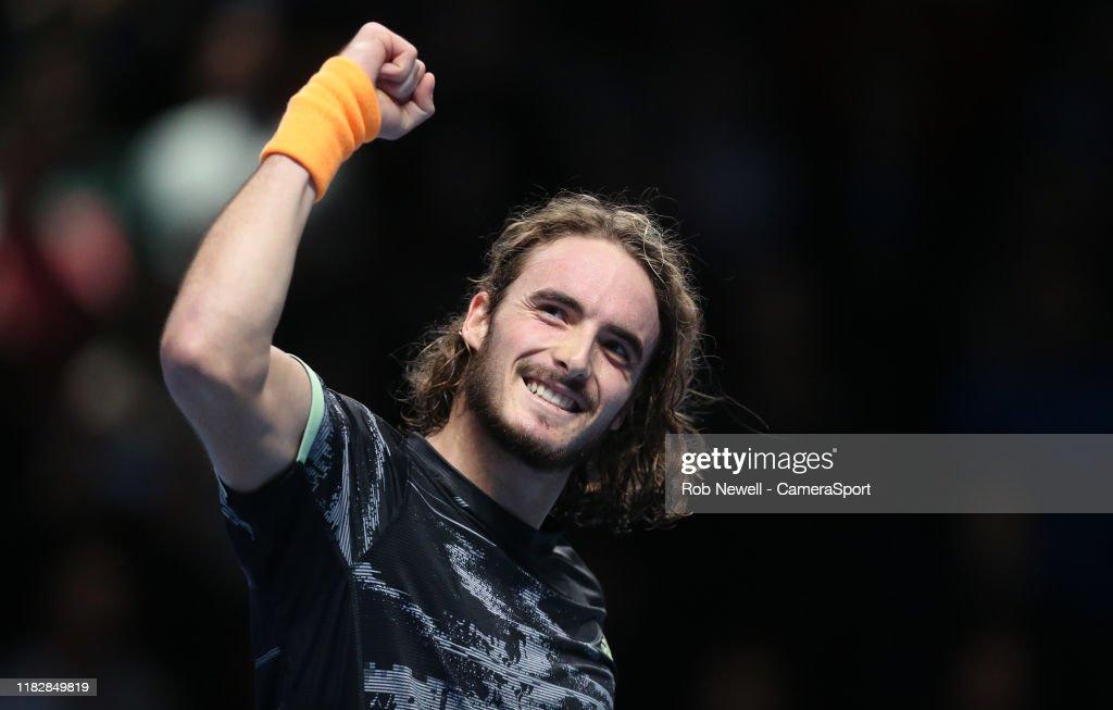 Nitto ATP Finals - Day Seven : ニュース写真