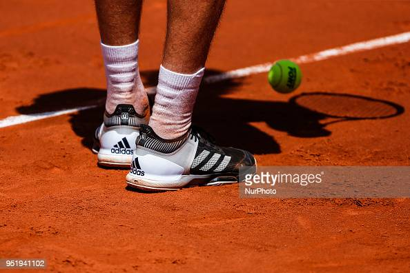 2 647 Tennis Adidas Photos And Premium High Res Pictures Getty Images