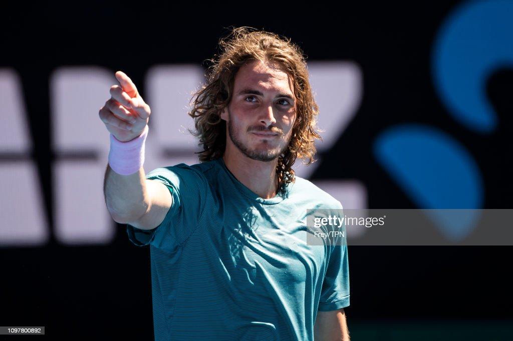 2019 Australian Open - Day 9 : News Photo