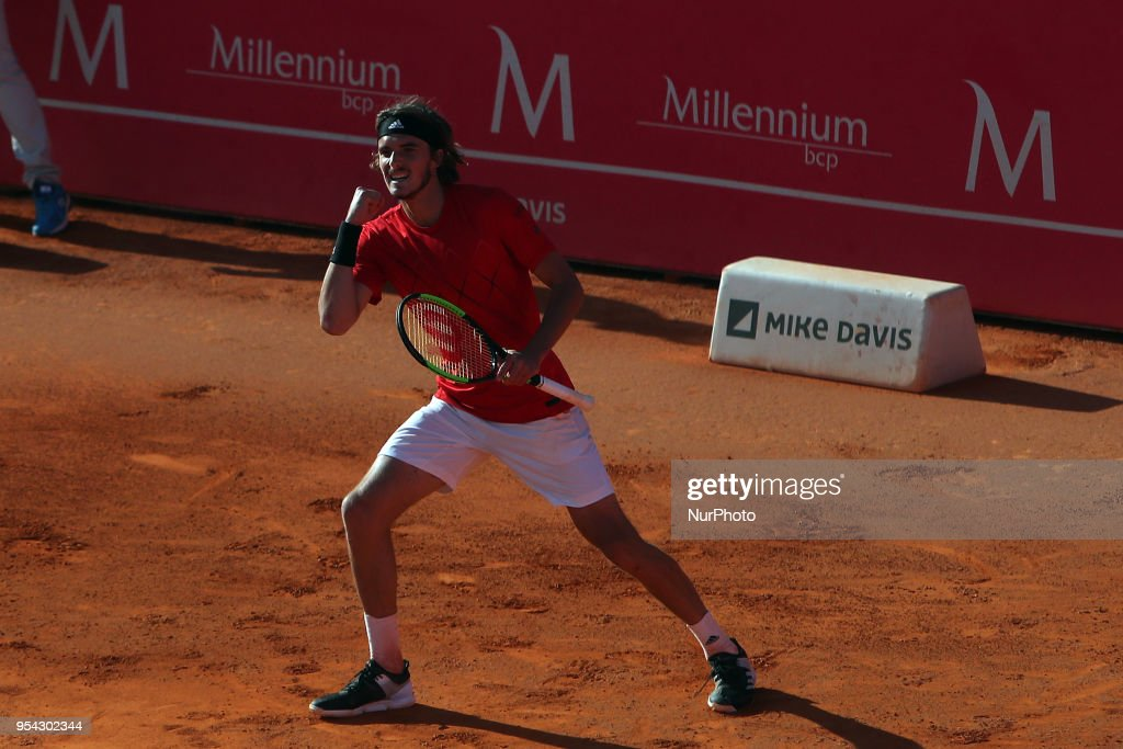Estoril Open 2018 - Round Two : News Photo