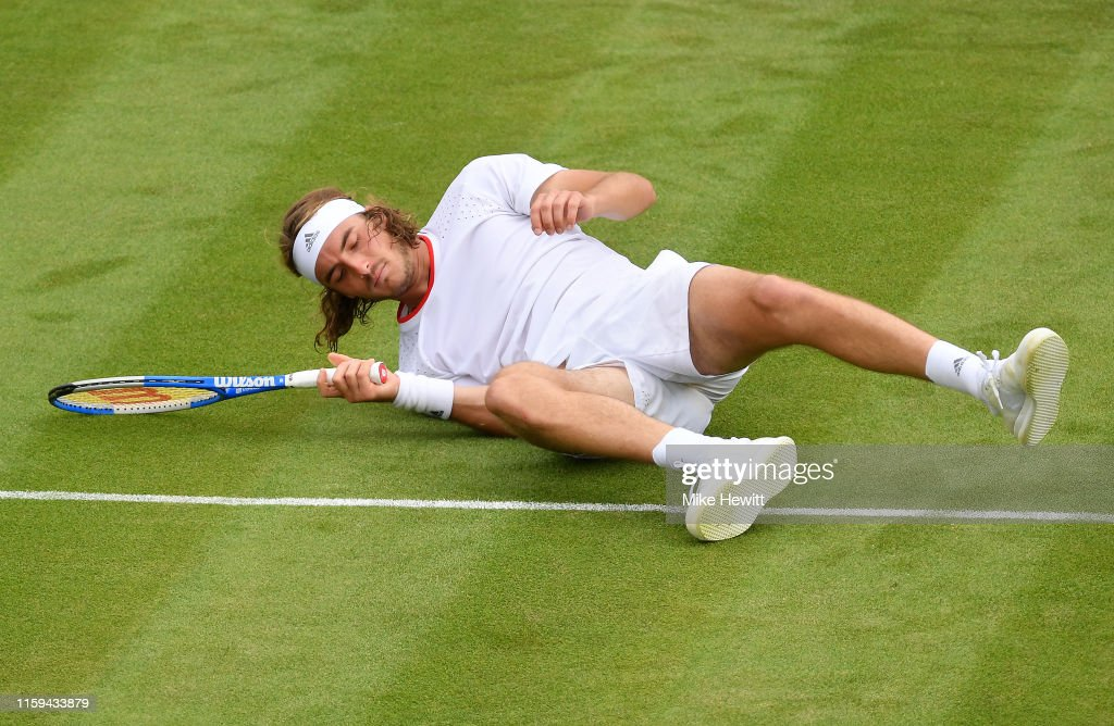 Day One: The Championships - Wimbledon 2019 : News Photo