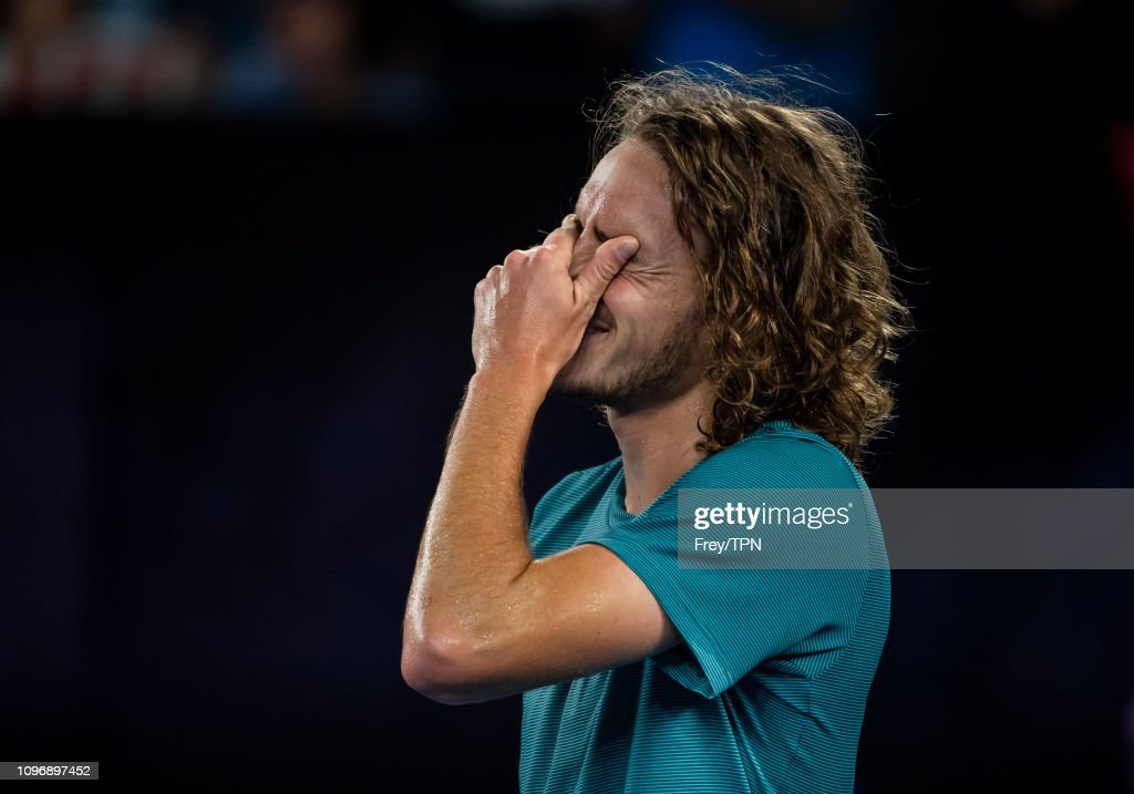 2019 Australian Open - Day 7 : ニュース写真