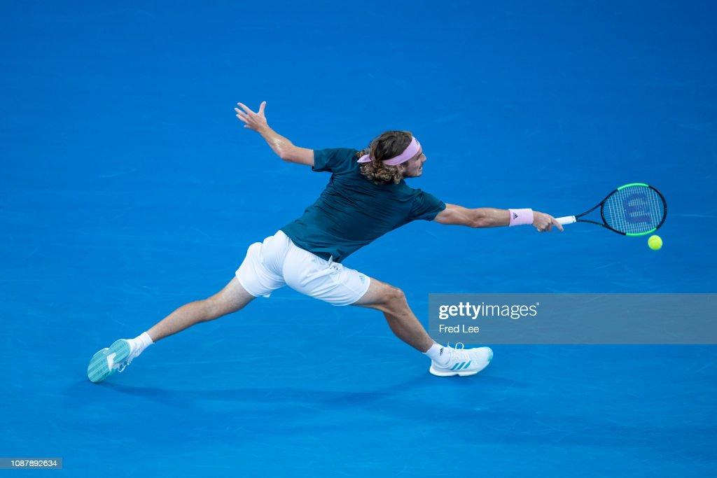 2019 Australian Open - Day 11 : News Photo